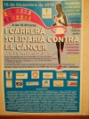 I CARRERA SOLIDARIA CONTRA EL CANCER