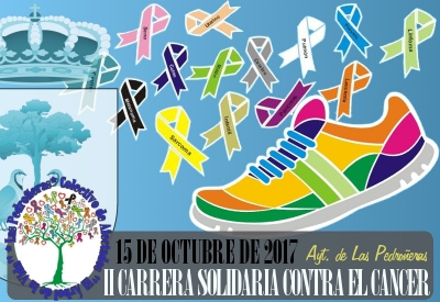 II Carrera solidaria contra el cancer